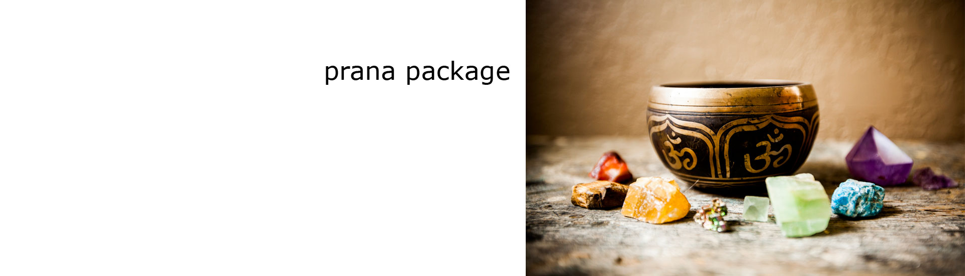 prana package