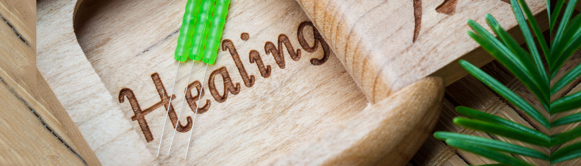 Healing - Naturopathic Medicine and Acupuncture