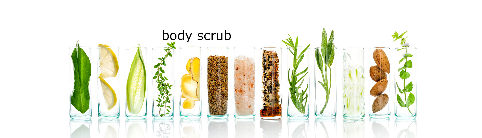 body scrub